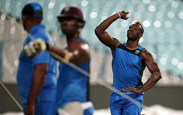World T20: West Indies Players Chill Out Ahead of Final Against England