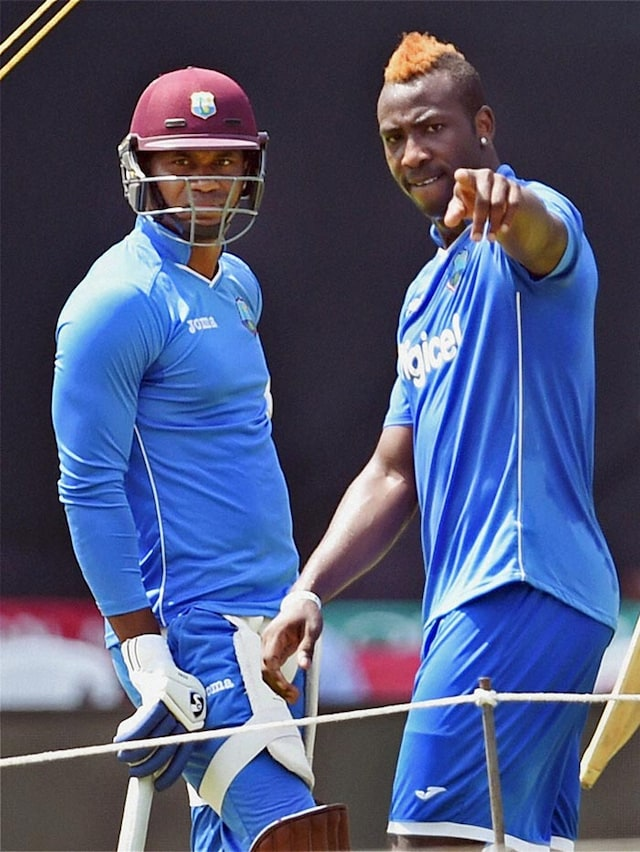 Chris Gayle Packs a Punch Ahead of Crucial Semifinals vs India