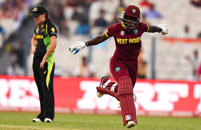 World T20: West Indies Women Party After Historic Win vs Australia