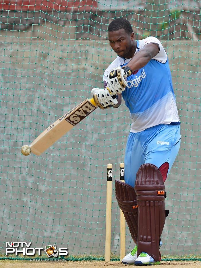 Tri-series: Sri Lanka, West Indies practice ahead of opener