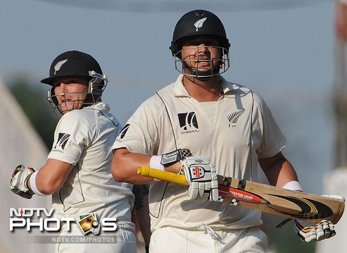The last time New Zealand toured India