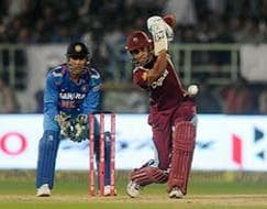 Photo : 2nd ODI: West Indies pip India by two wickets