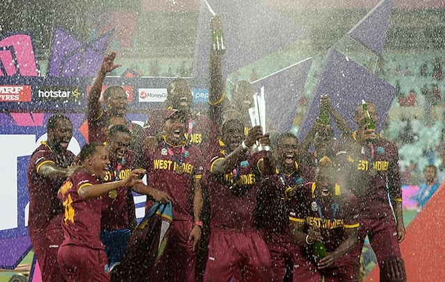 World T20: West Indies Create History, Secure Second Title in Thriller