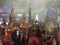 Photo : World T20: West Indies Create History, Secure Second Title in Thriller