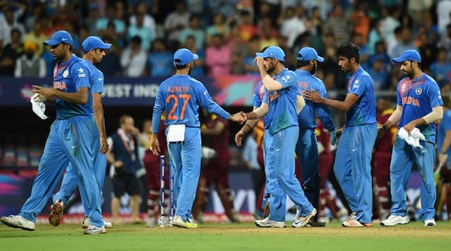 Lendl Simmons Special Helps West Indies Beat India To Sail Into Final