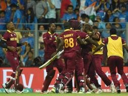 Photo : Lendl Simmons Special Helps West Indies Beat India To Sail Into Final