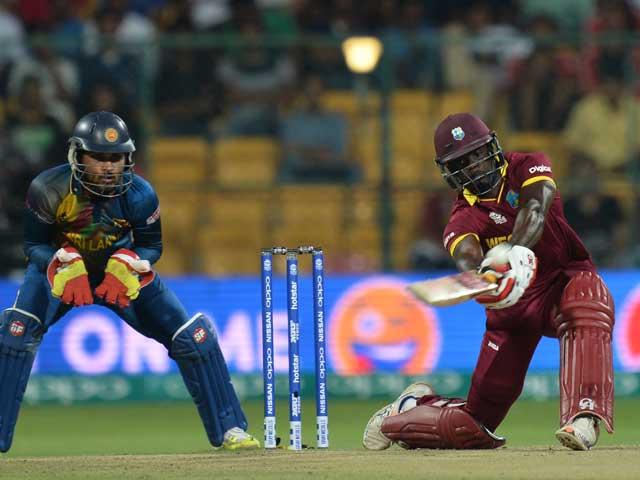Fletcher's Brilliant Knock Gives West Indies Seven-Wicket Win Over Sri Lanka