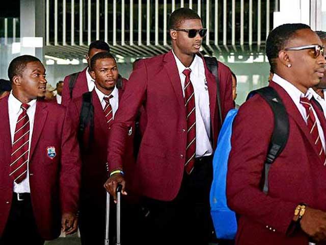 T20 World Cup: 2012 Champions West Indies Arrive to Regain Trophy