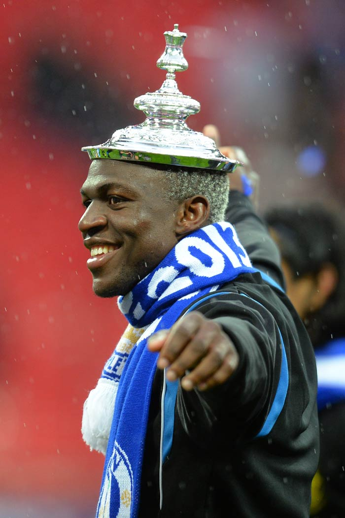 Wigan shock Manchester City to win FA Cup