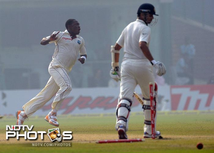 India vs West Indies: Hosts win 1st Test