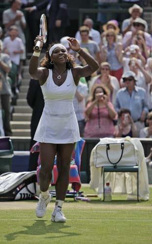 Wimbledon Day 10