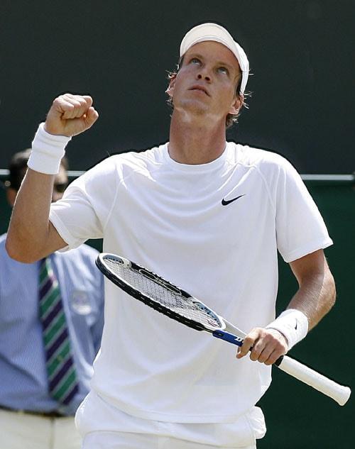 Wimbledon Day 4