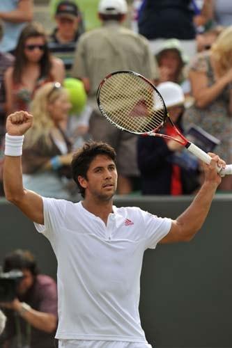 Wimbledon Day 5