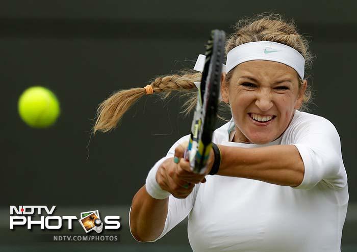 Wimbledon 2012: Highlights of Day 2