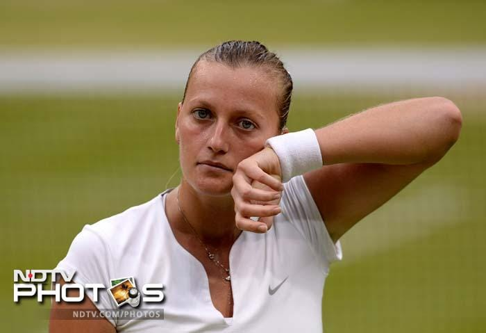 Wimbledon 2013: Rain and thrillers on Day 8