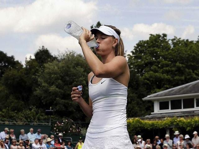 Wimbledon Turns the Heat On, Quite Literally!