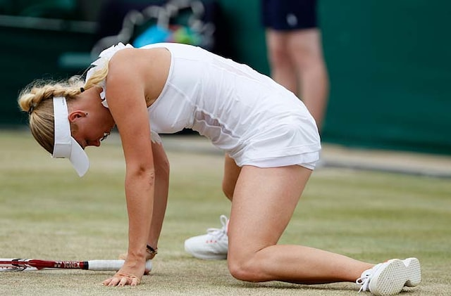 The best of Wimbledon Day 7