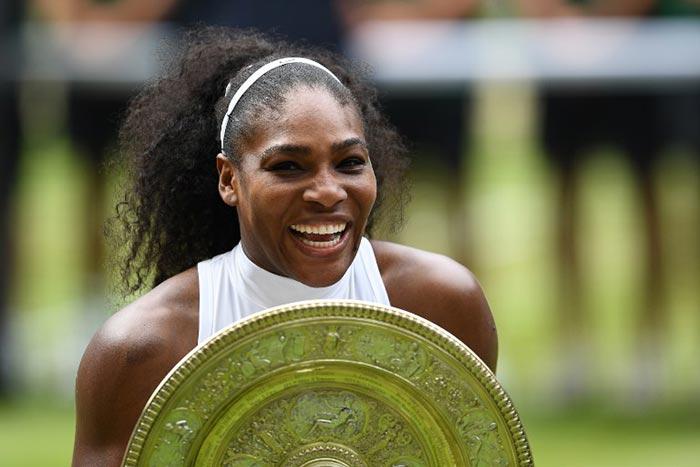 Wimbledon: Serena Williams Beats Angelique Kerber To Win 22nd Grand Slam