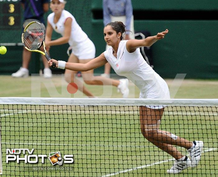 Day 8 at Wimbledon