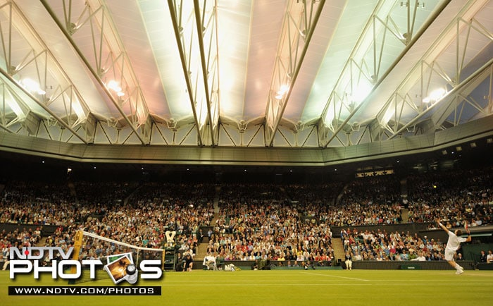 10 things unique to Wimbledon