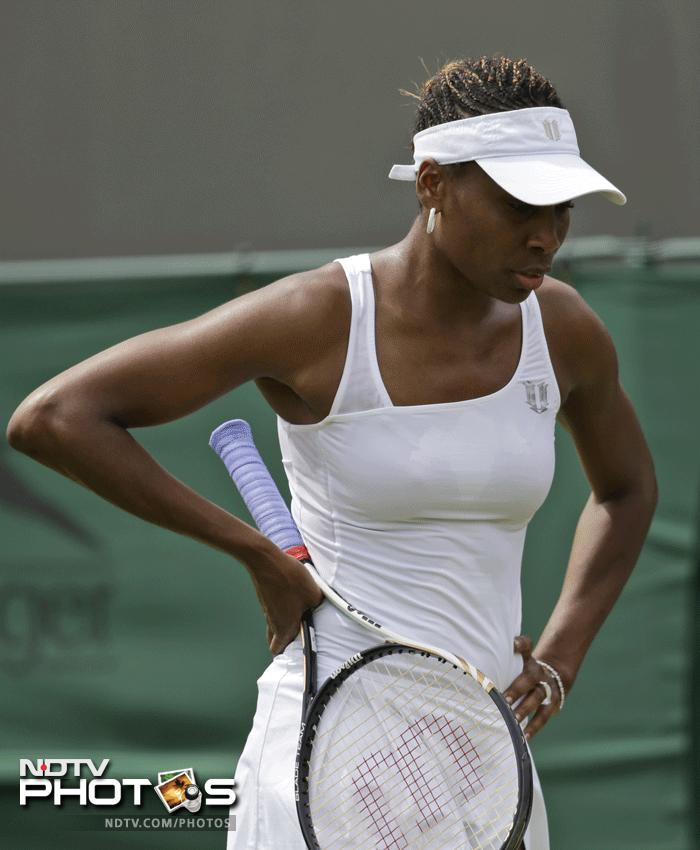 Wimbledon 2012: Day 1