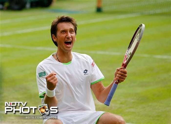 Wimbledon Day 3: A day of upsets and injuries