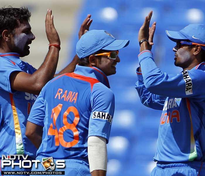 4th ODI: West Indies vs India