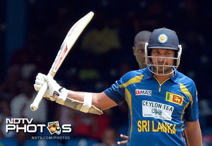 Sri Lanka ease past West Indies by 39 runs