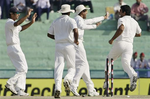 Mohali's winning moments