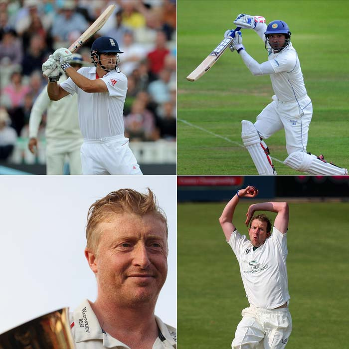 Wisden's Five Cricketers of the Year