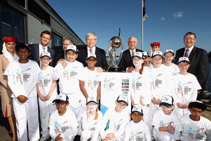 ICC World Cup 2015 launched!