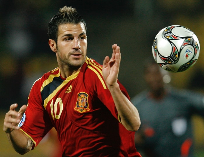 Top 10 handsome players of World Cup 2010