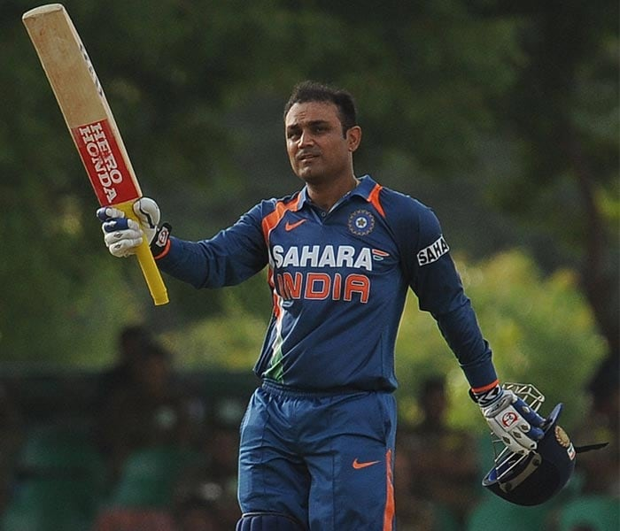 Virender Sehwag (Vice-captain)