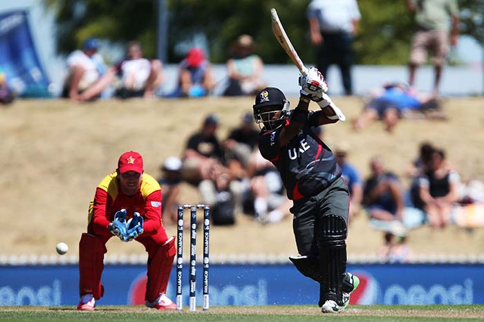 UAE Smash Record on Return to World Cup