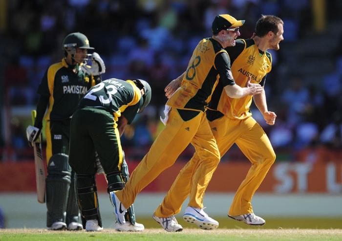 WT20: Aus vs Pak
