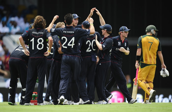 England win World T20