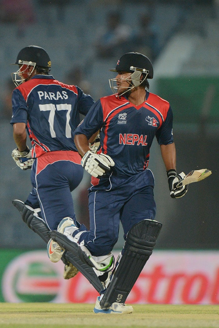 ICC World Twenty20: Bangladesh trash Afghanistan by 9 wickets, Nepal crush Hong Kong by 80 runs