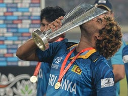 Sri Lanka claim maiden World T20 title