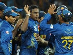 Photo : World T20: Sri Lanka outplay Pakistan, book Final berth