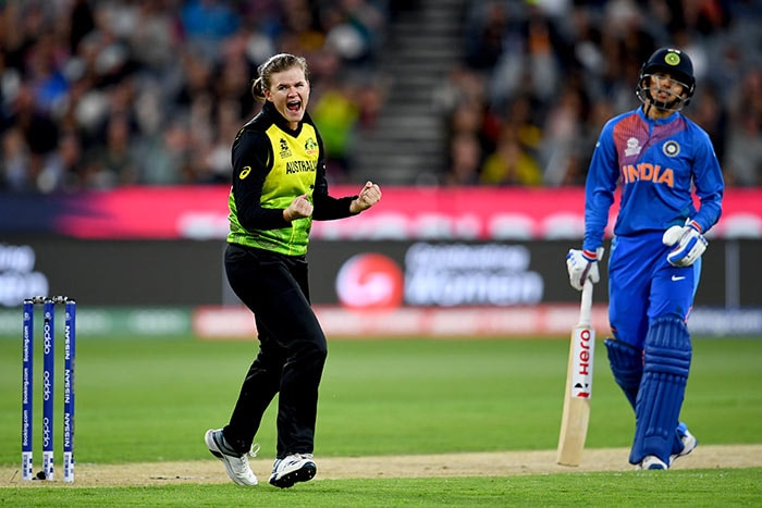 Womens T20 World Cup: Australia Outclass India By 85 Runs To Clinch 5th Title