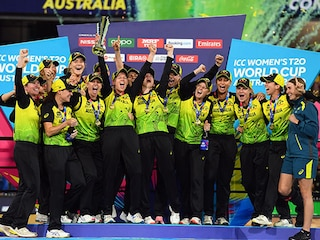 Womens T20 World Cup: Australia Beat India By 85 Runs To Clinch 5th Title