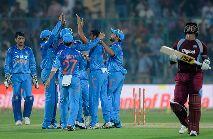 2nd ODI: Mohammed Shami's Four Wickets Help India Level Series