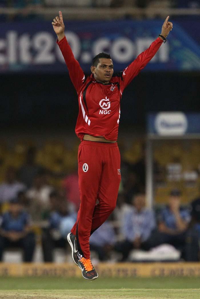 Trinidad & Tobago beat Titans buy 6 runs (D/L method) in rain-affected game