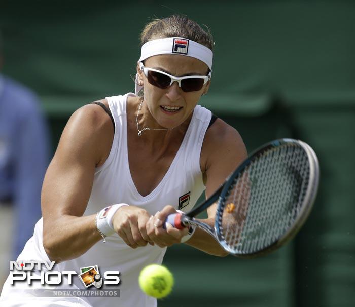 Wimbledon 2012: Day 6 Highlights