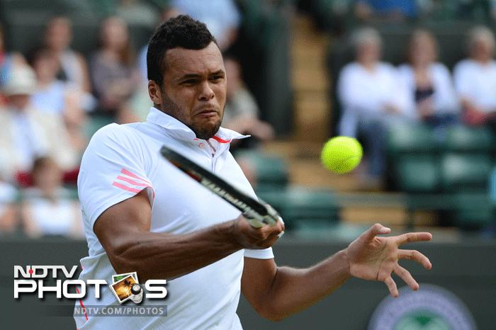 Wimbledon 2012: Day 9 Highlights