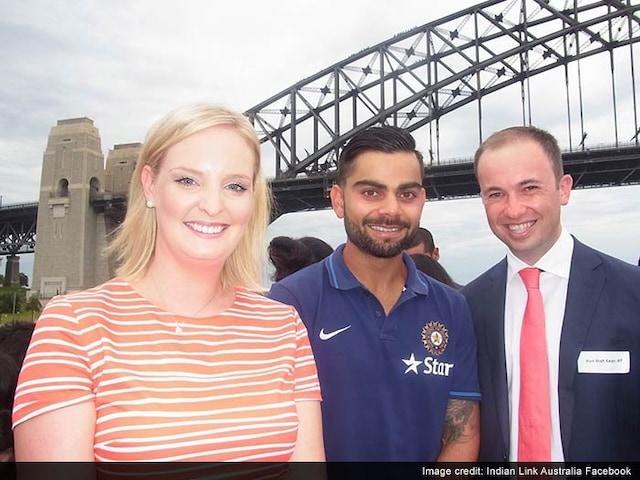 Virat Kohli and Anushka Sharma: In Cruise Mode in Sydney