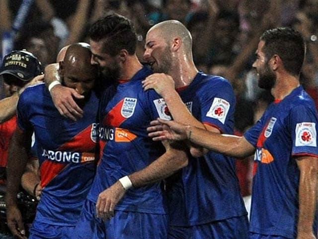 ISL: Nicolas Anelka Stars in Mumbai City FC