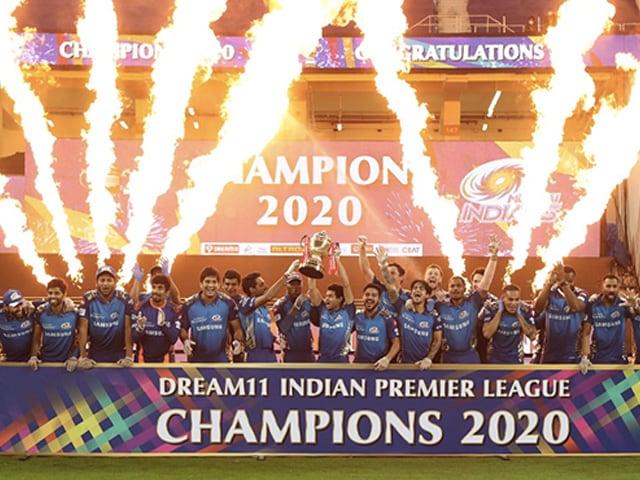 Photo : Yearender 2020: आईपीएल का खिताब  इस बार रहा मुंबई के नाम, डालें एक नजर अहम आंकड़ों पर...