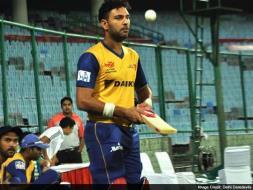 Photo : IPL 8: Yuvraj Singh Leads Delhi Daredevils' Training Session