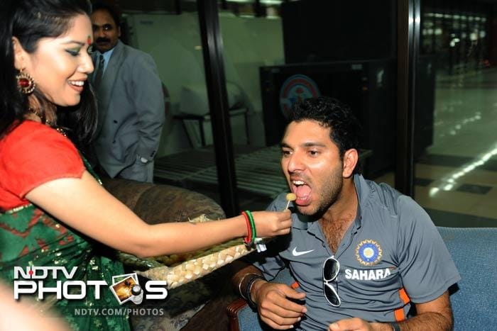 Injuries and Yuvraj Singh